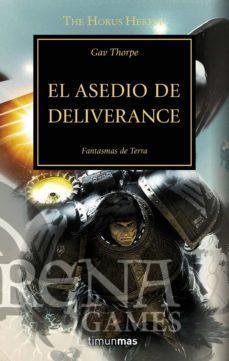 Herejía de Horus 18 - El Asedio de Deliverance - Minotauro