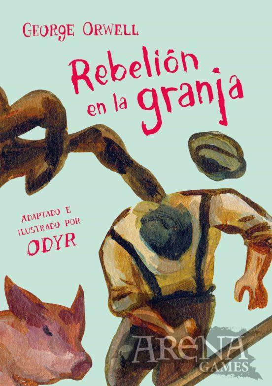 REBELION EN LA GRANJA - Debolsillo