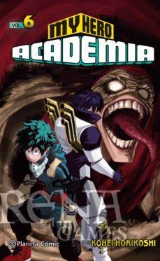 MY HERO ACADEMIA #06 - Planeta Comic