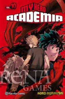 MY HERO ACADEMIA #10 - Planeta Comic