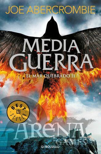 MAR QUEBRADO III MEDIA GUERRA - Debolsillo