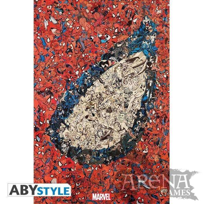 Poster 91,5x61 – Marvel – Spider-Man's eye