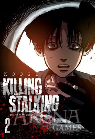 KILLING STALKING #02 - MILKY WAY
