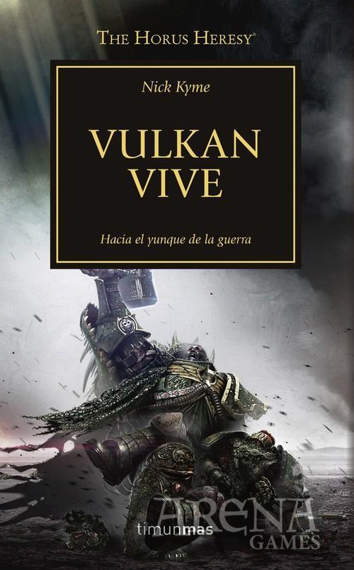 Herejía de Horus 26 - Vulkan Vive - Minotauro