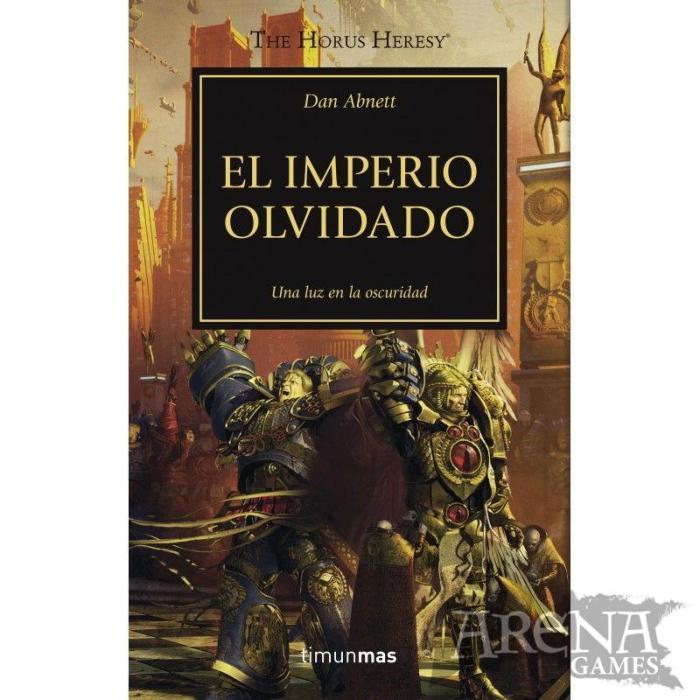 Herejía de Horus 27 - El Imperio Olvidado - Minotauro