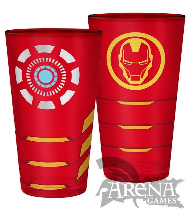 VASO – Marvel 400 ML – Iron Man
