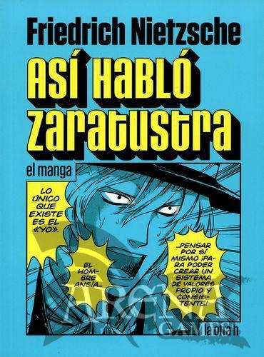 ASI HABLO ZARATUSTRA (Manga) - La otra h