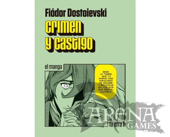 CRIMEN Y CASTIGO (Manga) - La otra h