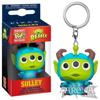 Funko – Pocket POP! Keychain – Alien Remix – Sulley