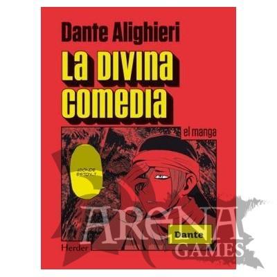 LA DIVINA COMEDIA (Manga) - La otra h