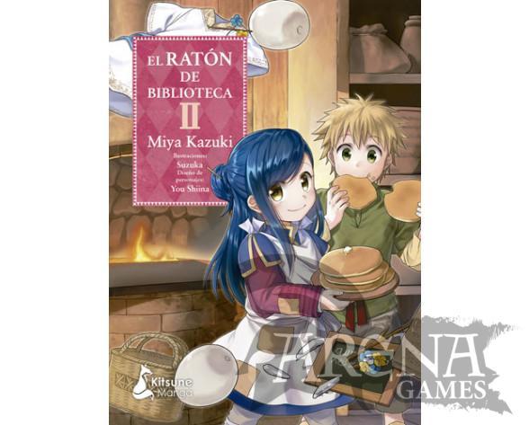 EL RATON DE BIBLIOTECA #02 - Kitsune Books