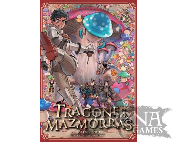 TRAGONES Y MAZMORRAS #08 - MILKY WAY