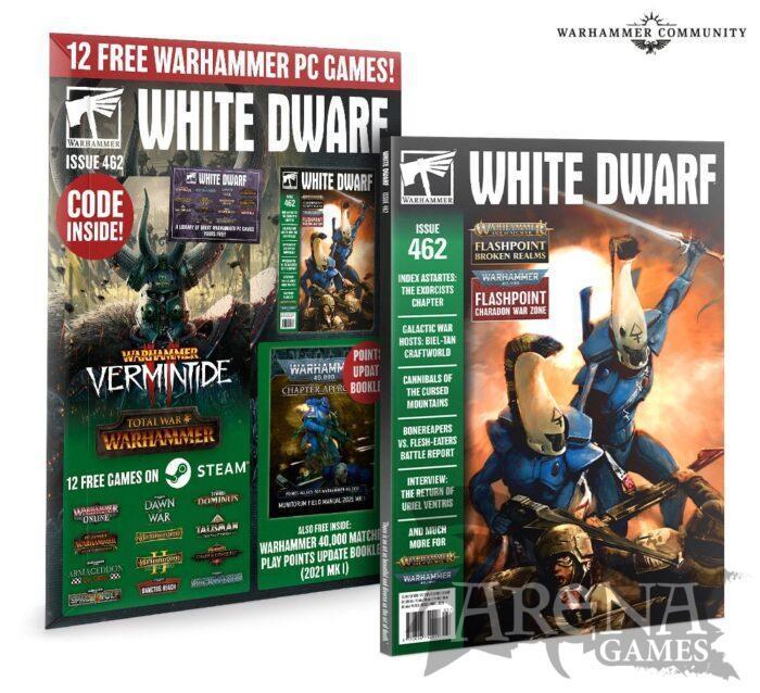 White Dwarf #462 (Inglés)