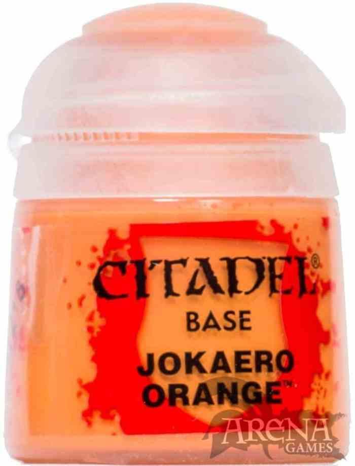Citadel – Base – Jokaero Orange 12ml   21-02