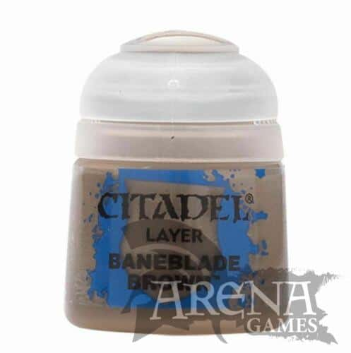 Citadel – Layer – Baneblade Brown 12ml | 22-48