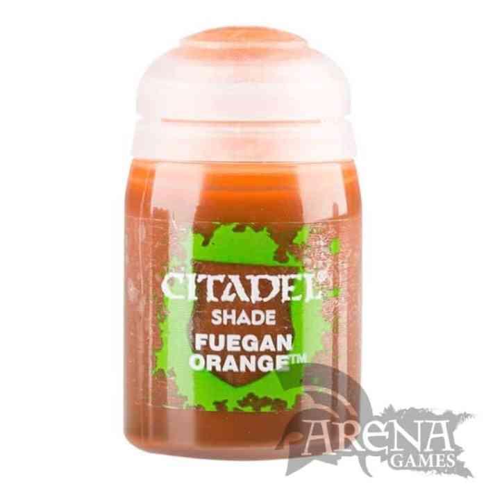 Citadel – Shade – Fuegan Orange 24ml | 24-20