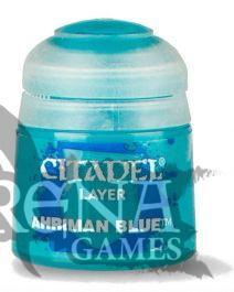 Citadel – Layer – Ahriman Blue 12ml   22-76