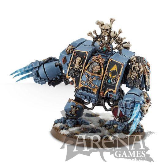 Space Wolves Venerable Dreadnought | 53-12