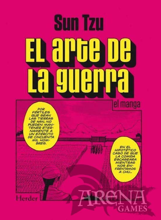 EL ARTE DE LA GUERRA (Manga) - La otra h