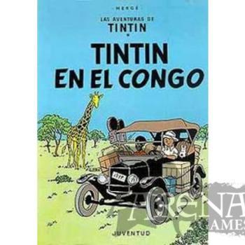 TINTIN EN EL CONGO - Juventud