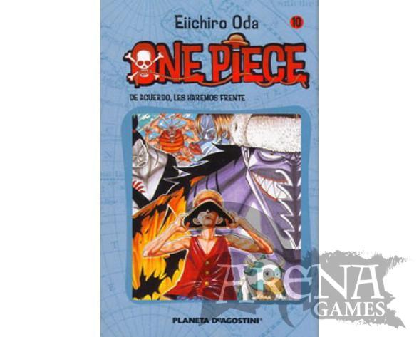 One Piece #10 - Planeta Comic