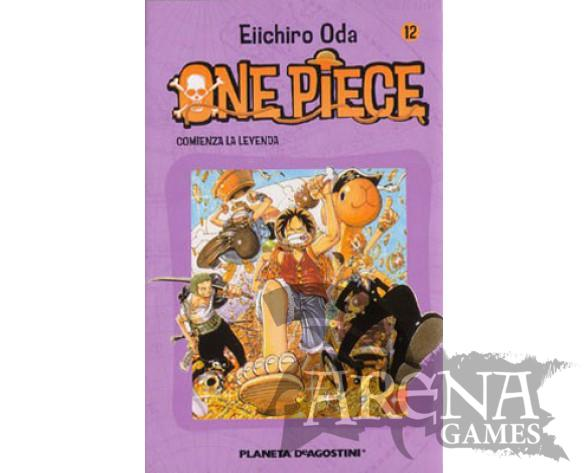 One Piece #12 - Planeta Comic