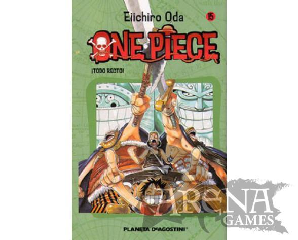 One Piece #15 - Planeta Comic