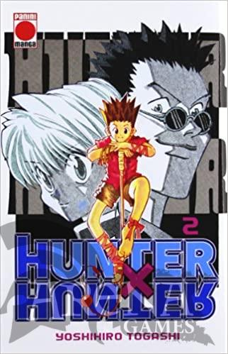 HUNTER X HUNTER #02 - PANINI MANGA