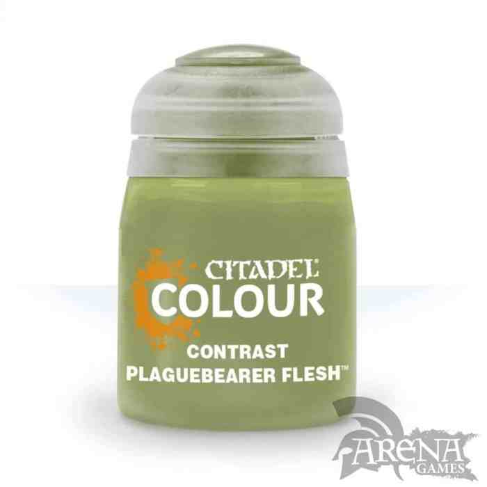Citadel – Contrast – Plaguebearer Flesh 18ml | 29-42