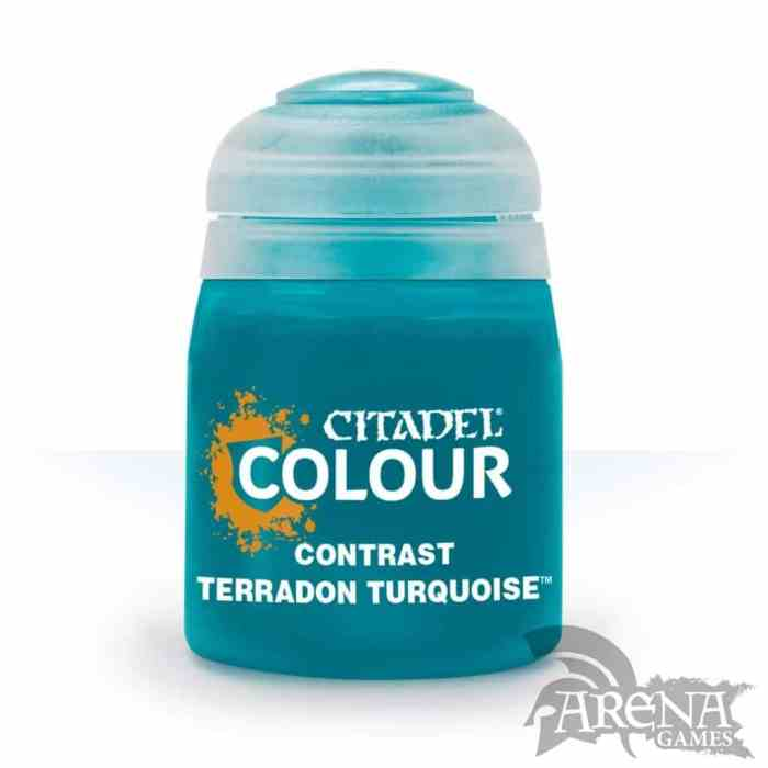 Citadel – Contrast – Terradon Turquoise 18ml | 29-43