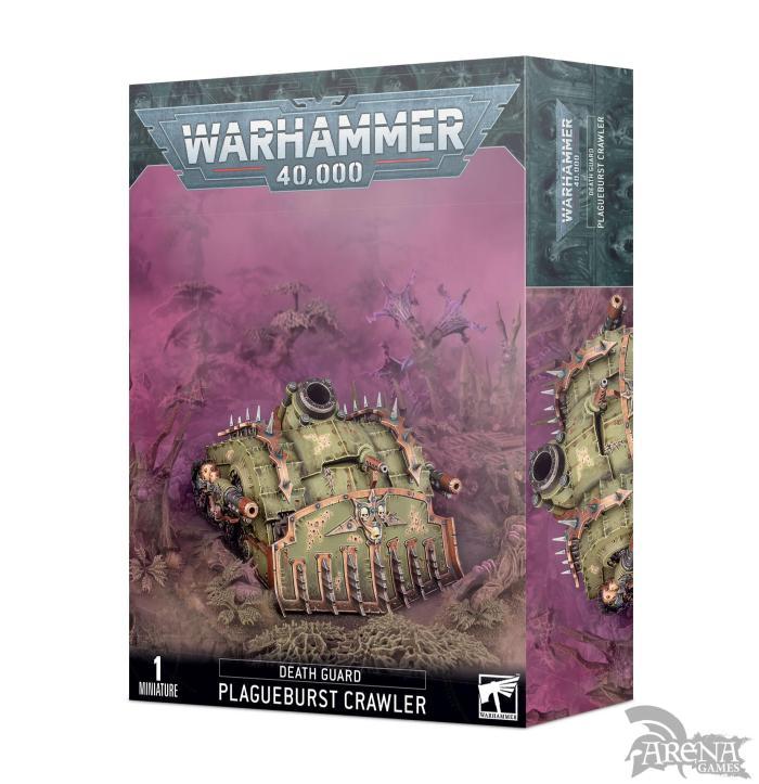 Death Guard - Plagueburst Crawler   43-52