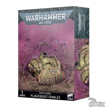 Death Guard - Plagueburst Crawler | 43-52