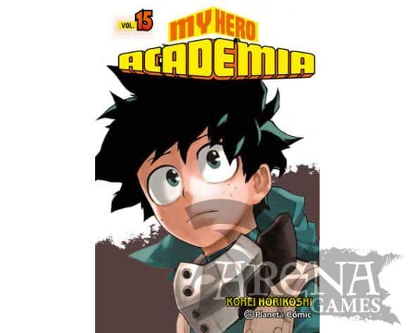 MY HERO ACADEMIA #15 - Planeta Comic