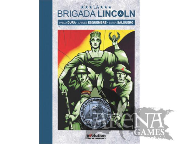 LA BRIGADA LINCOLN - PANINI COMICS