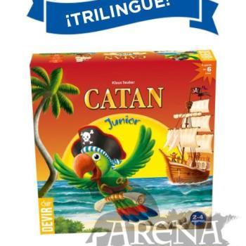 Catan Junior (Trilingüe) – Juegos de Mesa – Devir