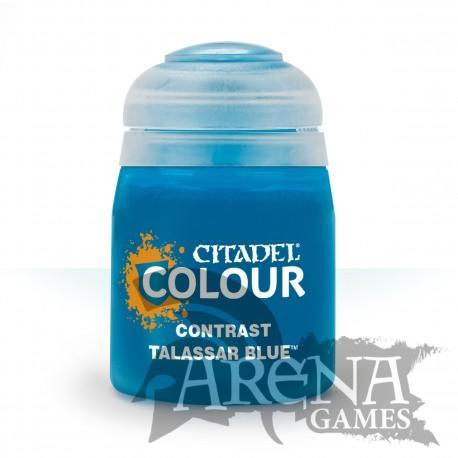 Citadel – Contrast – Talassar Blue 18ml | 29-39