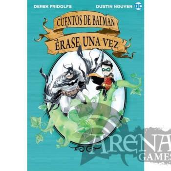 CUENTOS DE BATMAN ERASE UNA VEZ - Hidra Editorial