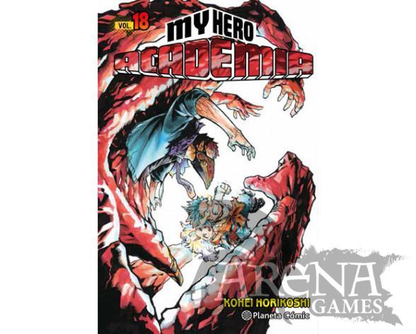 MY HERO ACADEMIA #18 - Planeta Comic