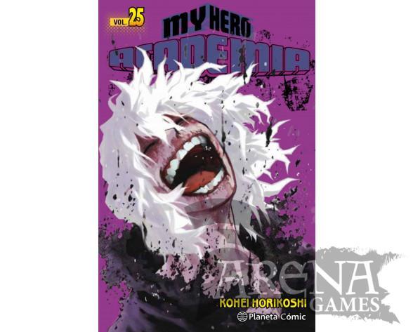 MY HERO ACADEMIA #25 - Planeta Comic