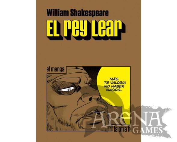 EL REY LEAR (Manga) - La otra h