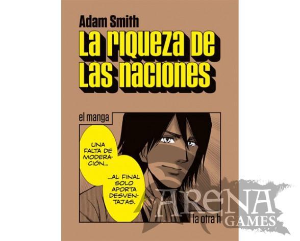 LA RIQUEZA DE LAS NACIONES (Manga) - La otra h