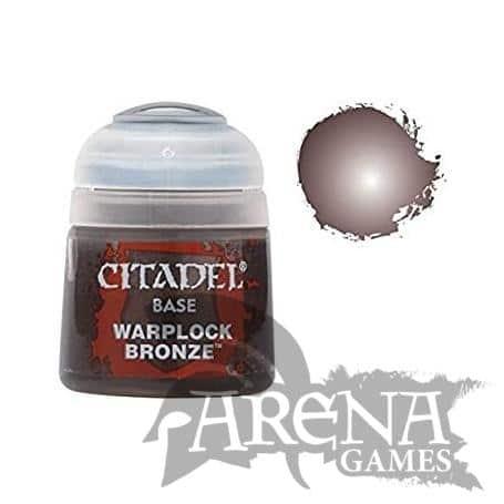 Citadel – Base – Warplock Bronze 12ml | 21-31