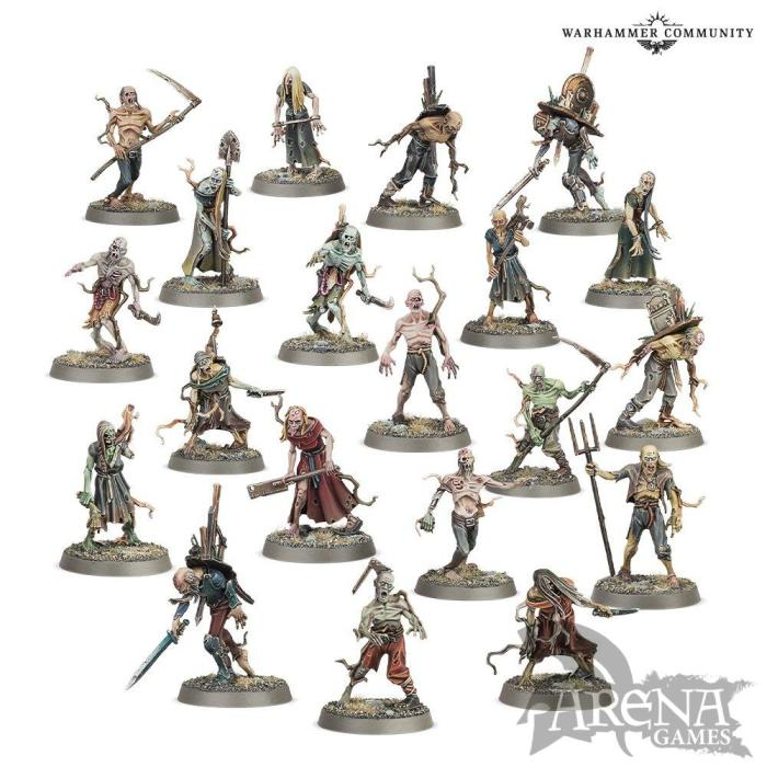 Soulblight Gravelords – Deadwalker Zombies | 91-07