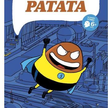 SUPERPATATA #01 Mi Primer Comic - Bang Ediciones