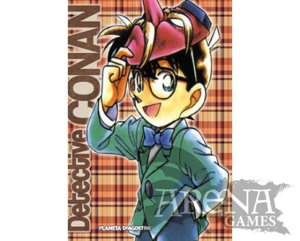 DETECTIVE CONAN #06 - Planeta Comic