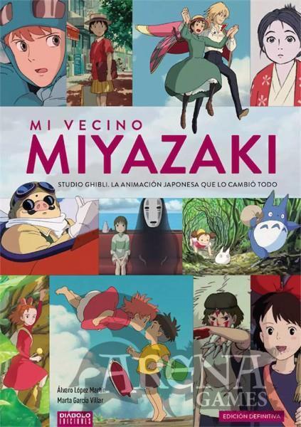 MI VECINO MIYAZAKI STUDIO GHIBLI EDICION DEFINITIVA - Diabolo Ediciones