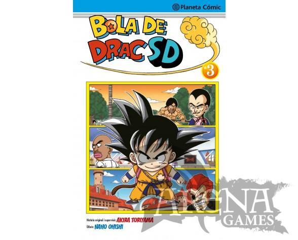 DRAGON BALL SD #03 - Planeta Comic