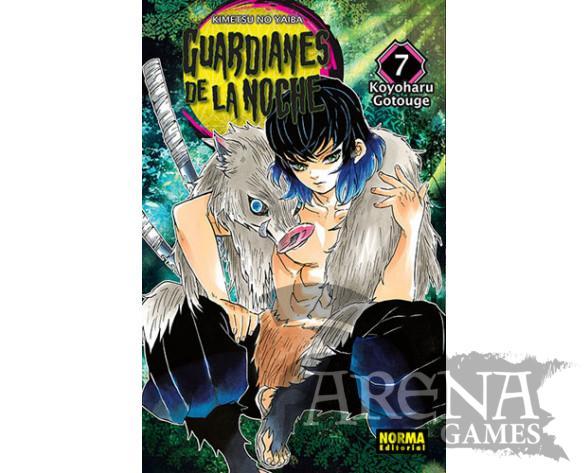 Guardianes de la noche #07- Norma