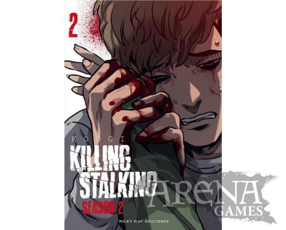 KILLING STALKING SEASON 2 #02 - MILKY WAY