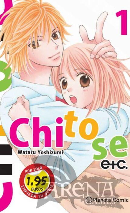 CHITOSE ETC #01 - Planeta Comic